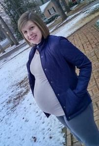 29ish weeks pregnant
